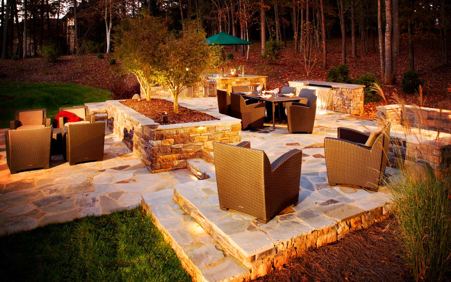 Landscape architect in Charlotte NC